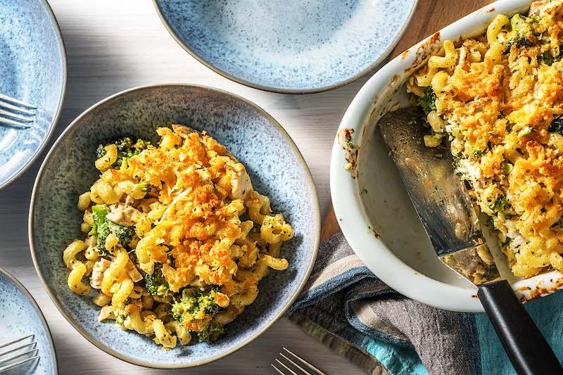 easy chicken casserole-HelloFresh-recipe