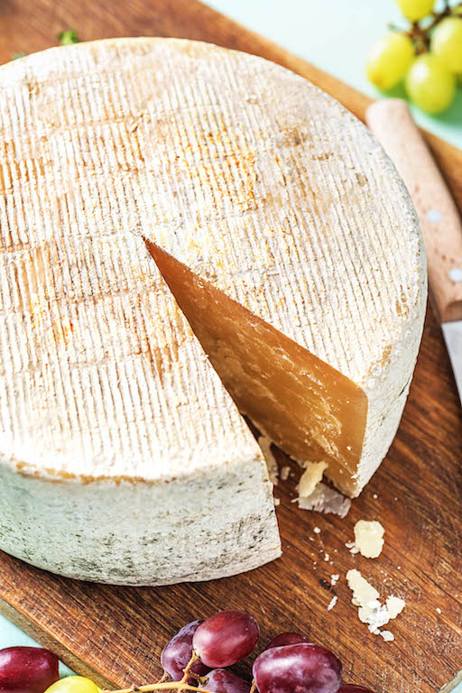 types of cheeses-HelloFresh-parmesan-cheese