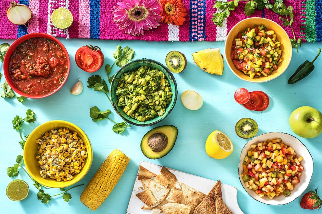 homemade salsa recipes-HelloFresh-super bowl recipes