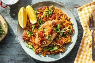 cooking chicken-guide-HelloFresh
