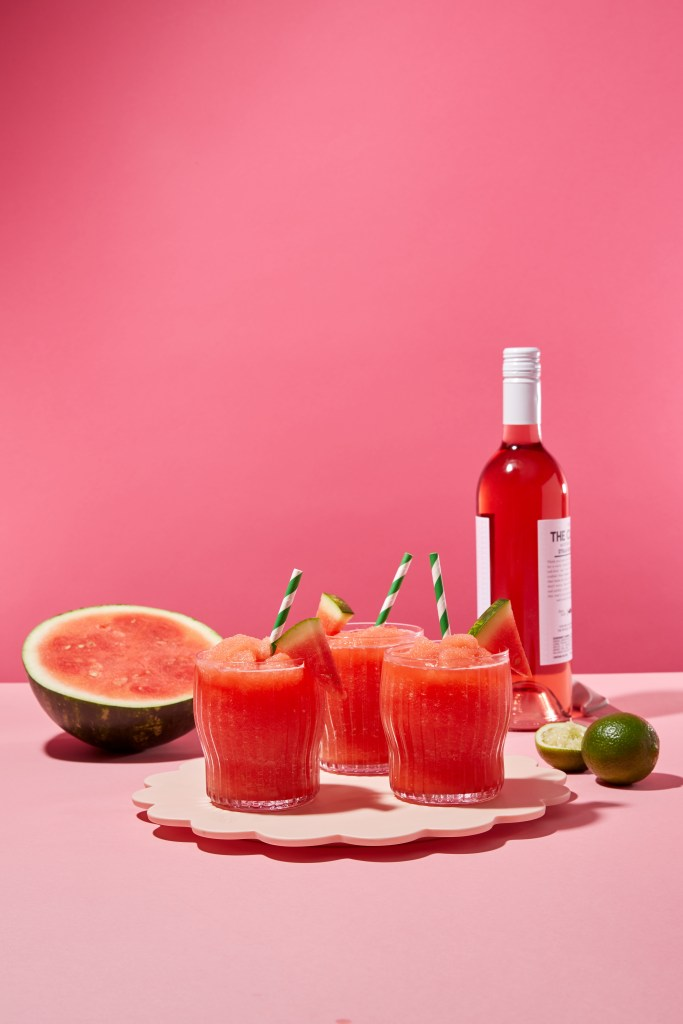 rosé-cocktails-HelloFresh-Wine-Club-watermelon-frozé