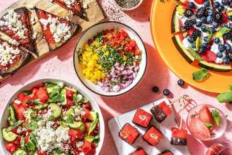 watermelon recipes-HelloFresh