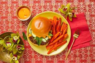 5 Reasons to Try This Vietnamese Bánh Mì Burger STAT (including a chance to win!)
