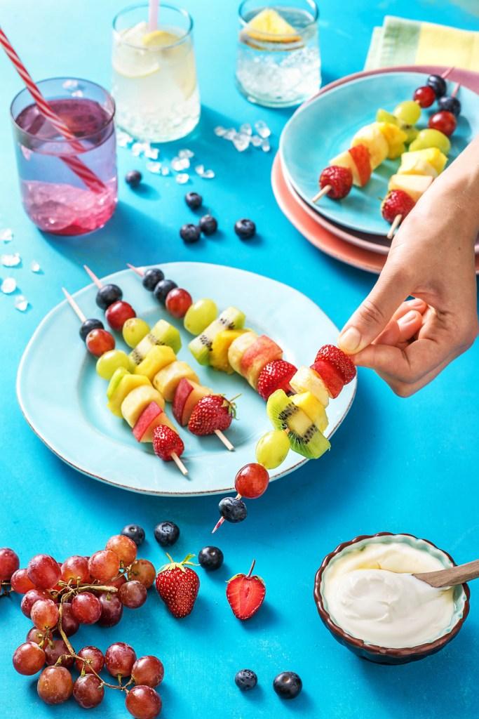 sweet-savory-skewer-recipes-HelloFresh-rainbow-fruit-skewers