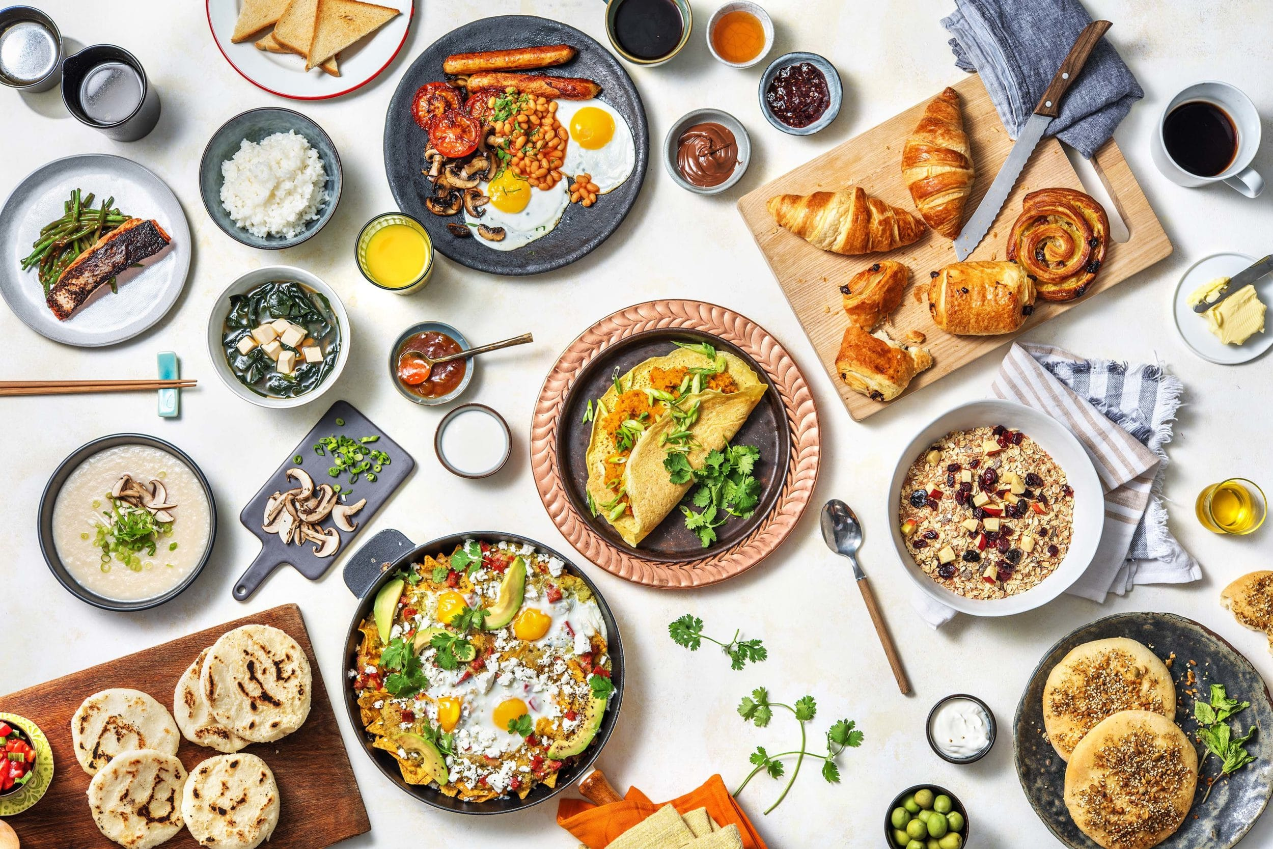 This Is What Breakfast Looks Like Around The World (+a ...