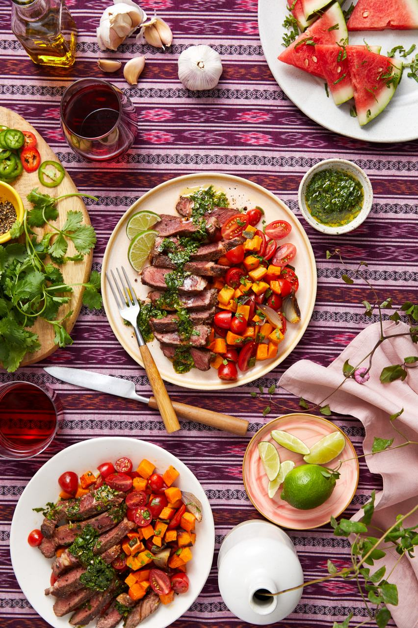 chimichurri-HelloFresh-Global Eats-Argentine-Steak