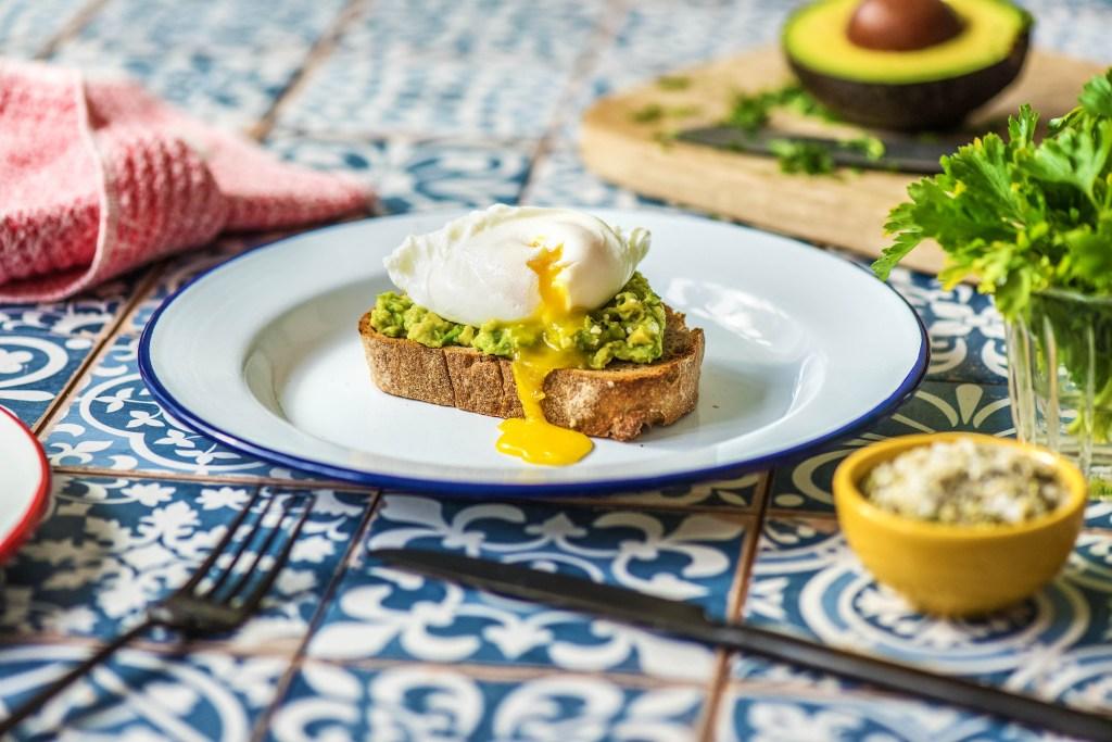 breakfast around the world-Australia-avocado toast
