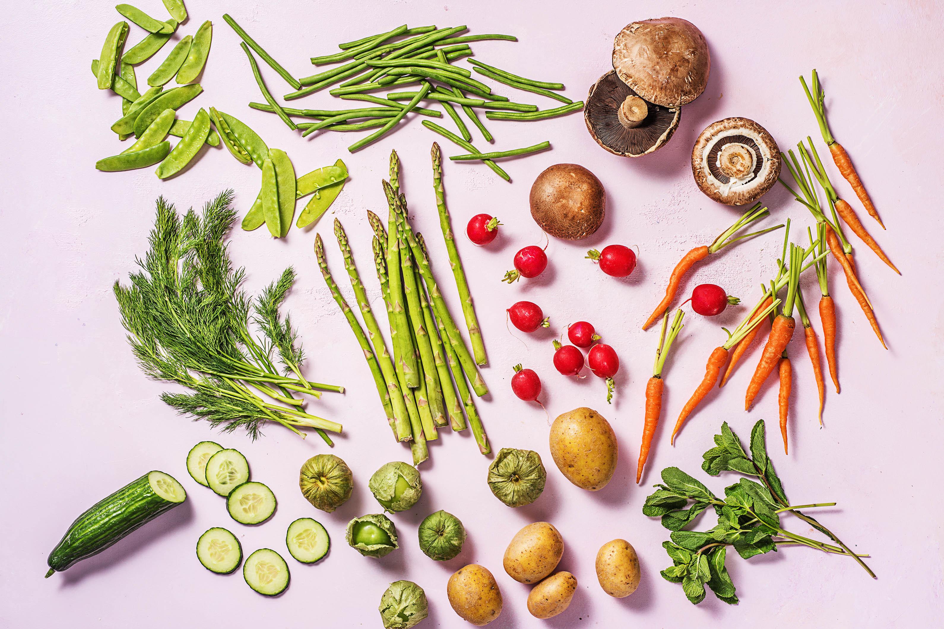cooking hacks-HelloFresh-freezing-veggies