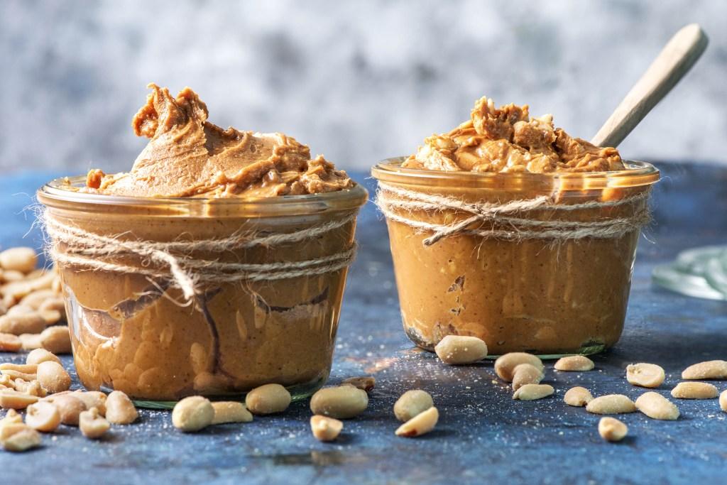 how to make homemade peanut butter-recipe-HelloFresh