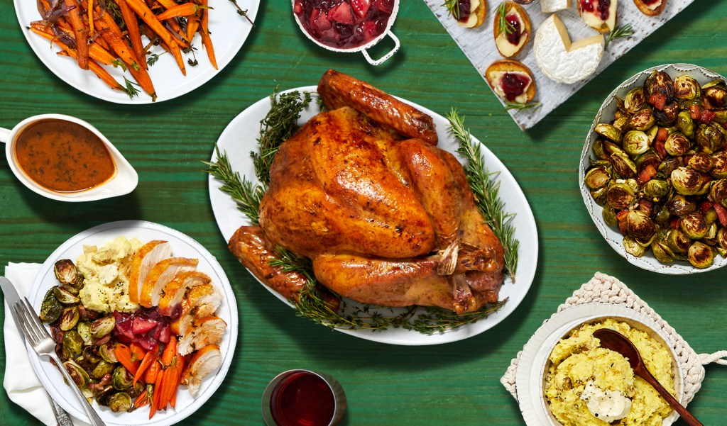 HelloFresh-Holiday Box-Turkey