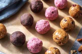 """3 Easy Energy Ball Recipes To Fuel A """"Fresh You"""" in 2019"""