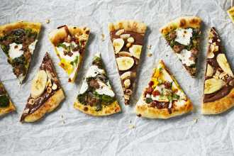 3 Homemade Pizza Recipes For Every Meal Of The Day