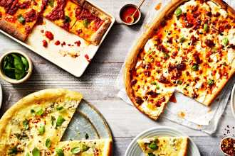3 Perfect Cheese Pizza Recipes According to HelloFresh Chefs