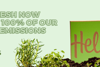 Why HelloFresh Is Offsetting 100% of Our Carbon Emissions