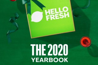 HelloFresh 2020 Unboxed: A Year in Review