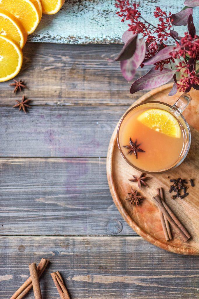 Getränke zu Weihnachten: Apfel-Orangen-Punch