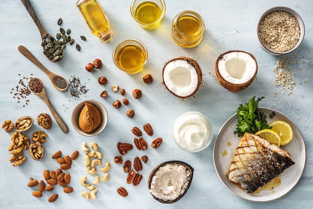 Gesunde Fette und alles was Du dazu wissen musst