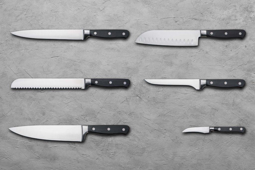 Alle Küchenmesser