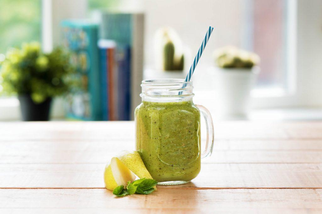 Unsere liebsten Smoothie Rezepte: grün