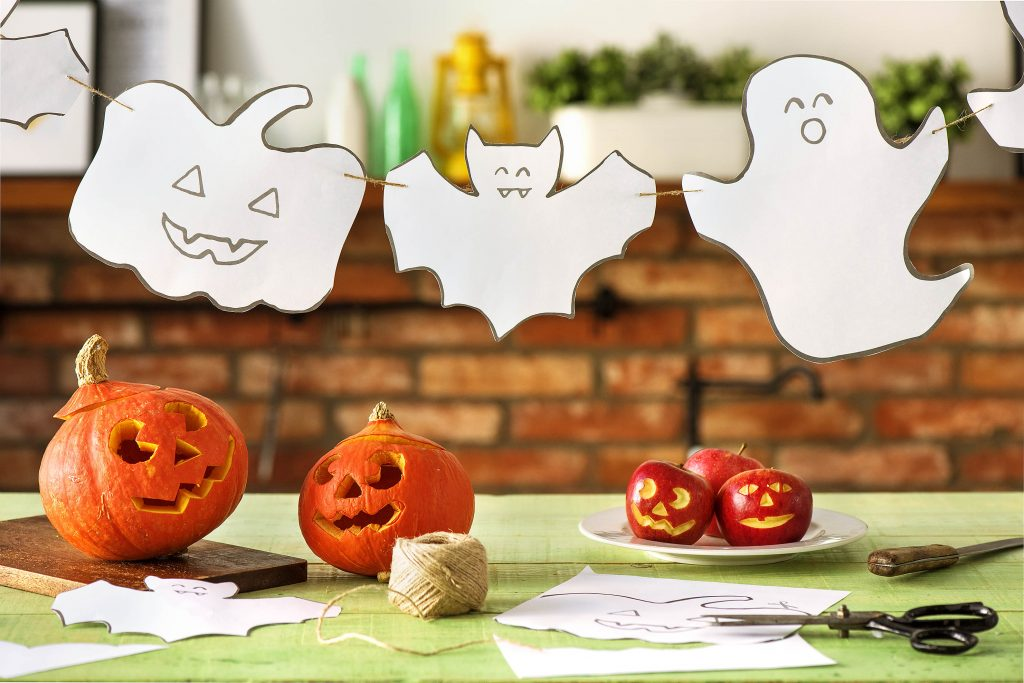 Halloween Deko: Übersicht