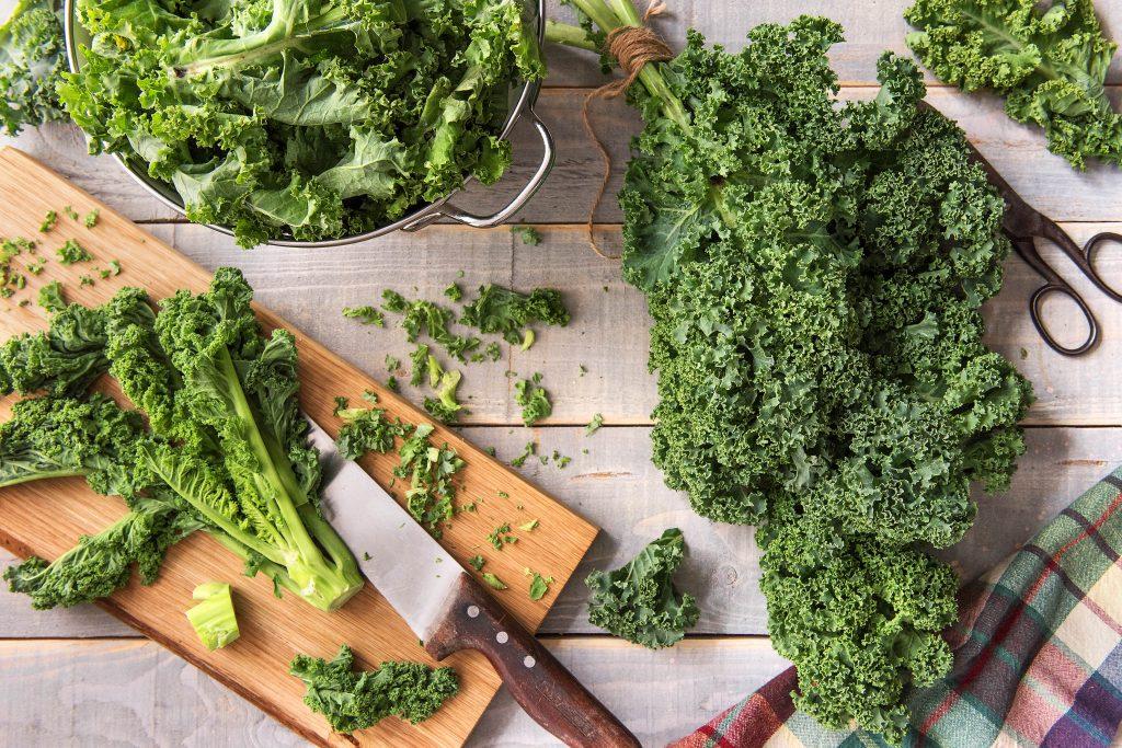 Frischen Grünkohl zubereiten: so geht's