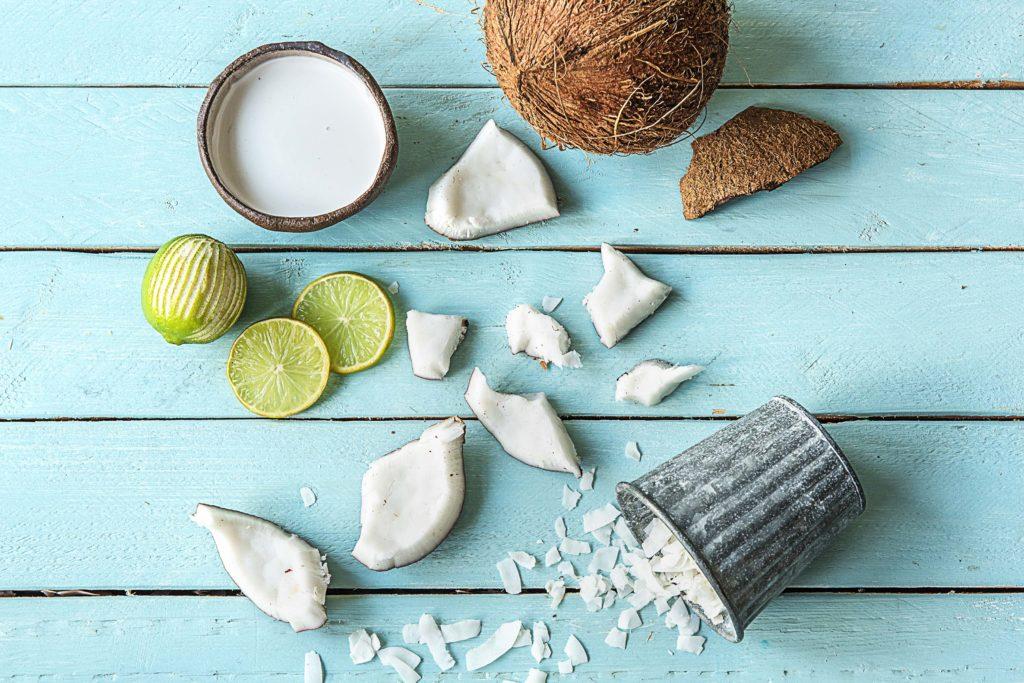 Darum ist Kokosnuss gesund