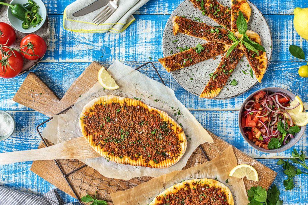 Türkische Pizza selber machen