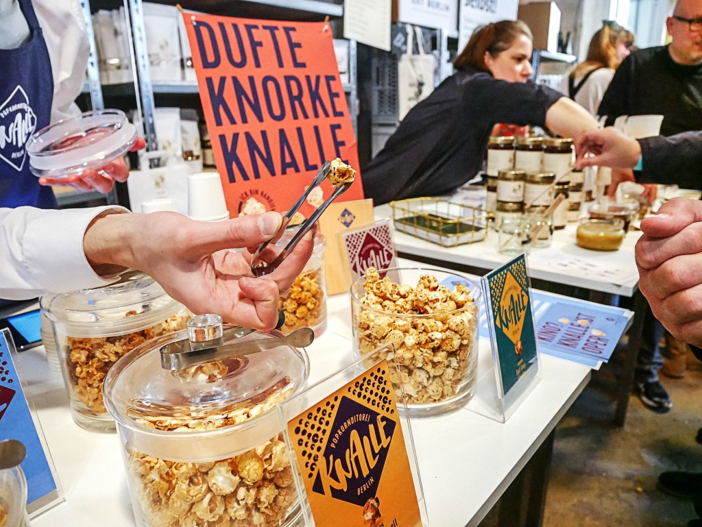 Berlin Food Week 2017