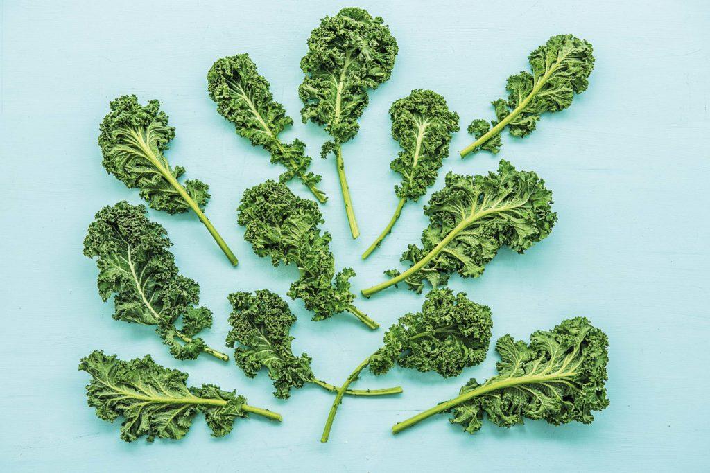 5 Gründe, warum Grünkohl gesund ist