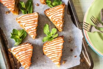 Lecker und saftig: Unser Karottenkuchen