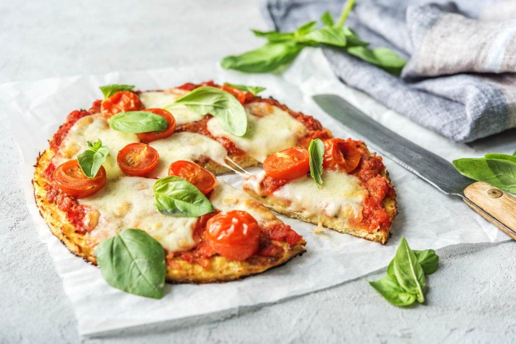 Leckere Pizza kannst Du ganz einfach selber machen
