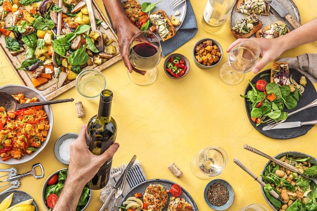 Wein und Essen: Exkurs zu den gängigsten Weinsorten