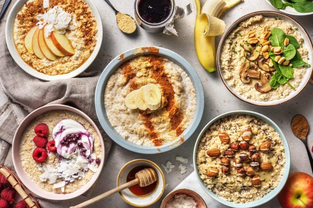 So kannst Du Porridge selber machen