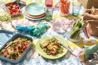 5x tips voor een zomerse picknick ☀️