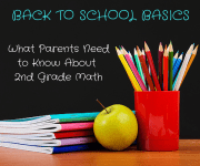 Back to School Basics: What Parents Need to Know about 2nd Grade Math