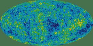 Die Aufnahme von WMAP 2008 - (c) NASA