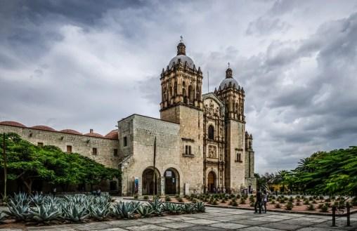 20120731-165932-Kirche-Mexiko-Oaxaca-Santo-Domingo-Weltreise-_DSC0425-_DSC0428_4_images_pano