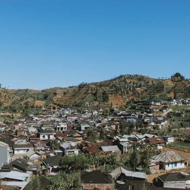 indonesia village