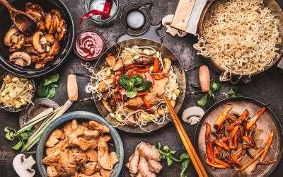 Comidas típicas chinesas: conheça os principais pratos.