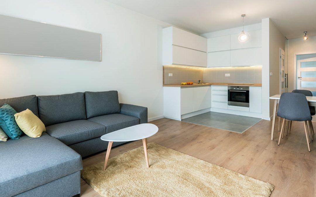 Apartamentos pequenos: como aproveitar o espaço na hora de decorar