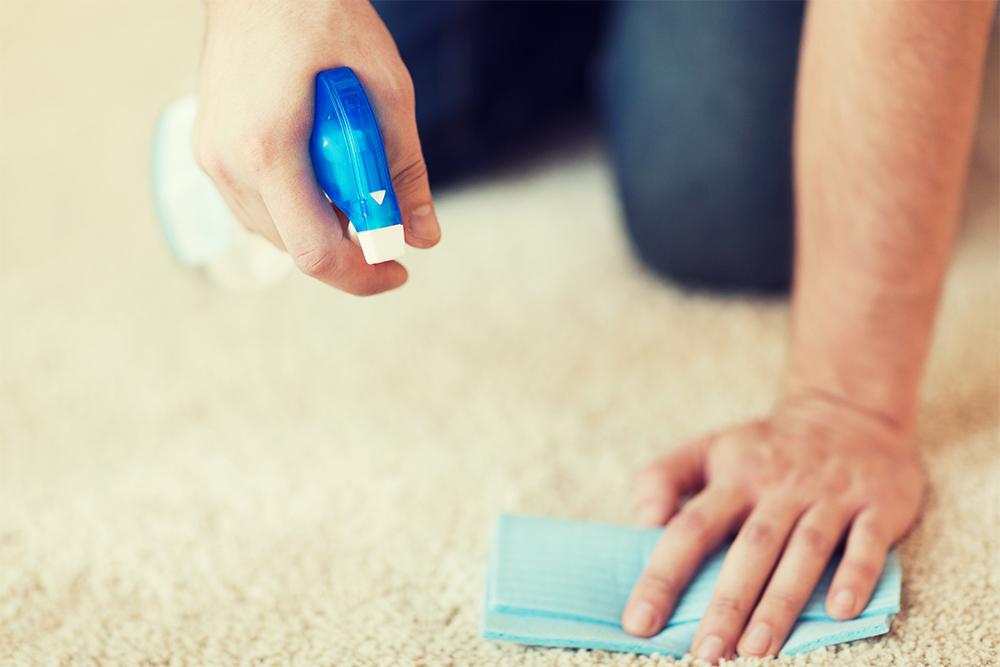comment nettoyer votre tapis sans