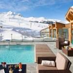 Dünyanın En İyi Kayak Otelleri