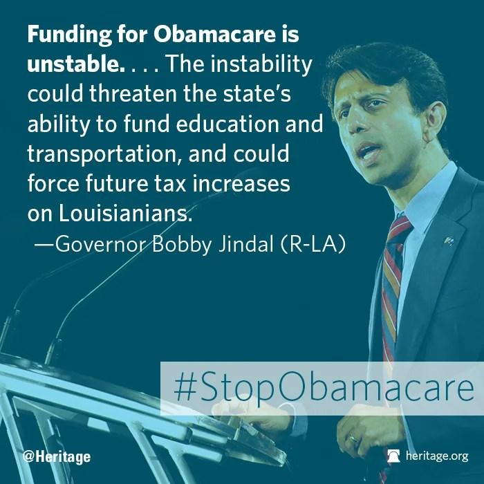 Jindal on Obamacare