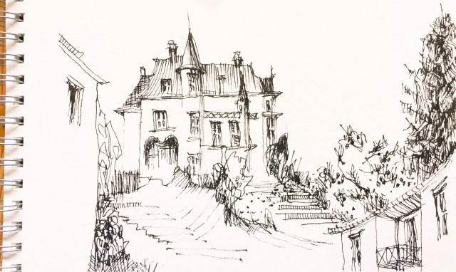 Tine Klein Schnell Zeichnen 10 Minuten