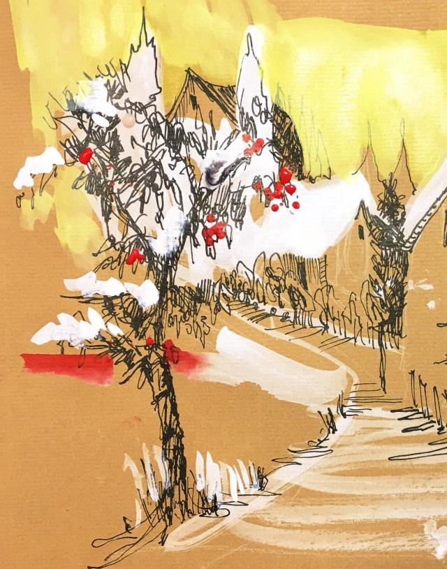 Tine Klein Herz der Kunst Malunterricht, Malen lernen, zeichnen lernen