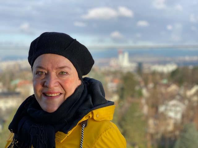 Tine Klein. Malerin, freie Autorin, Workshopleiterin