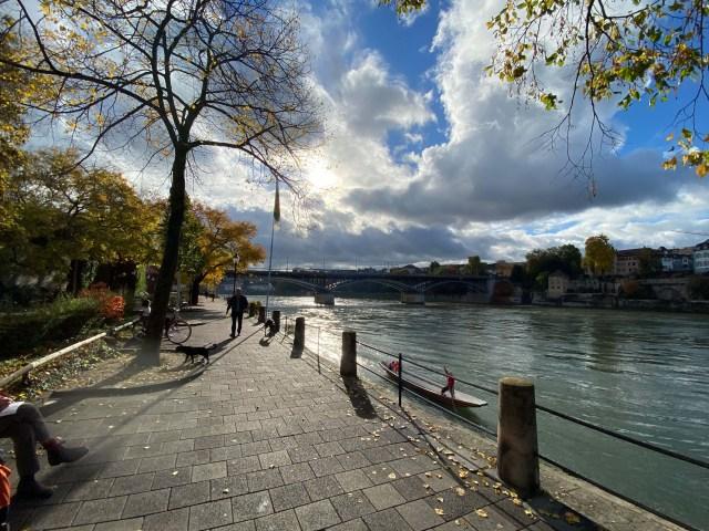 Tine Klein Malreise nach Basel