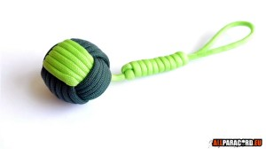 Monkey Fist Green Swamp_2_allparacord.eu