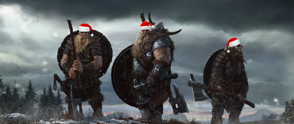 Viking-Christmas