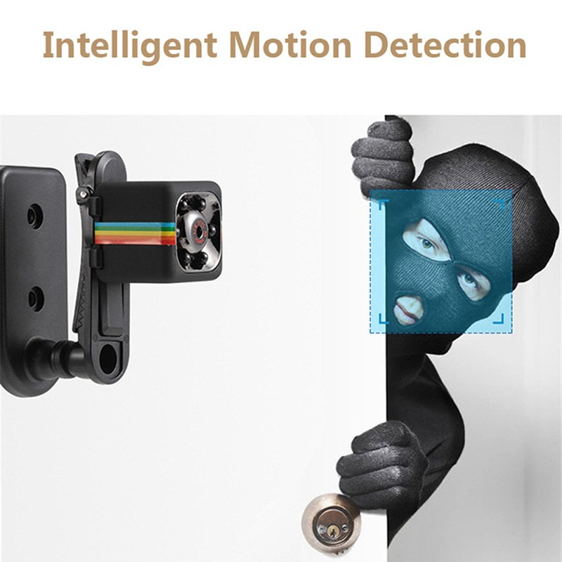 Mini-Camera-Motion-Detection